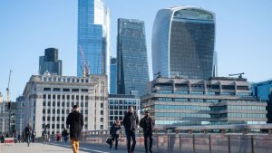 UK Economy Improved In February Despite Lockdown Measures