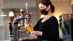 Drink Sales Soared 114% Higher Than Pre-Virus On Pubs Reopening Day