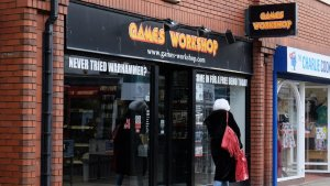 Games Workshop Hands £12m To Staff After Bumper Year