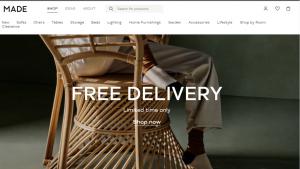Made.com Presses Button On London Listing