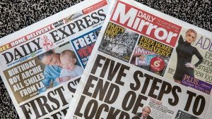 Online Performance Boosts Newspaper Publisher's Profit Expectations