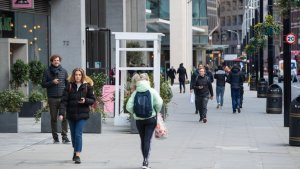 Retail Footfall Almost A Third Below Pre-Pandemic Levels Despite Reopenings