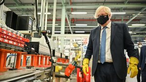 Red Wall Tories Back Call For Extra Cash And Tax Breaks For Manufacturing Sector