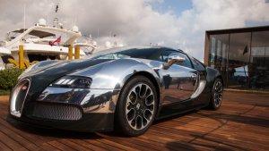 Supercar Maker Bugatti Taken Over By Croatian E-Car Company Rimac