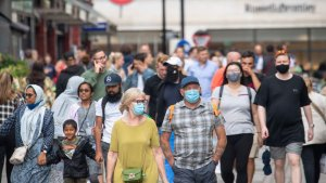 Rising Infection Rates And Inflation Sees Economic Growth Cool