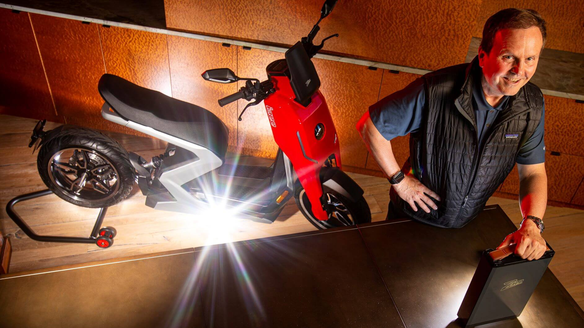 Zapp Scooters Poised To Enter Crowded Electric Motorbike Segment