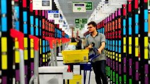 Amazon To Hire 1,250 New UK Staff