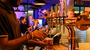 City Centre Pubs Enjoy Boost From Office Workers But Job Shortages Bite