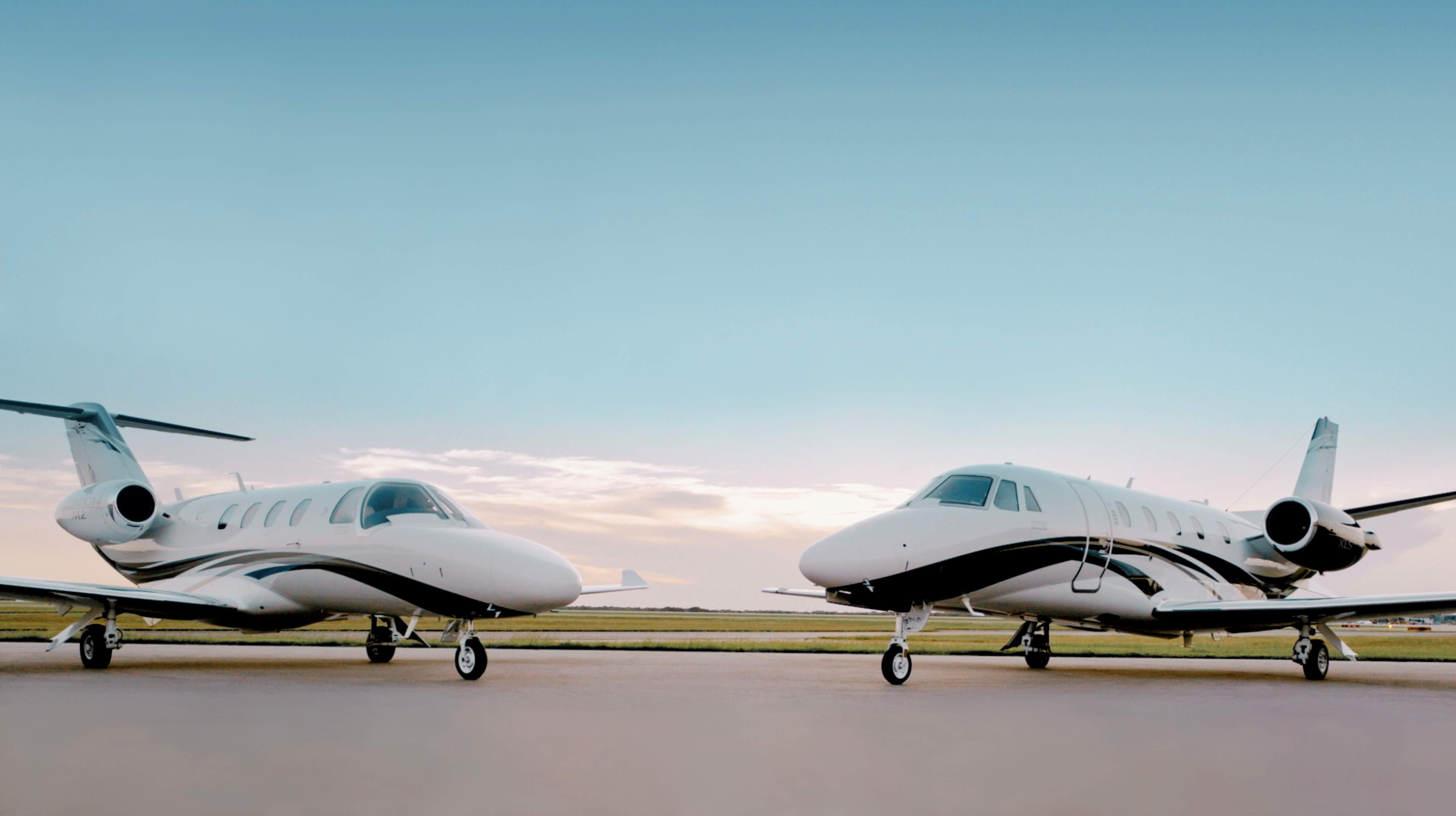 Textron Launches Two Cessna Jets On Corporate Demand Rebound