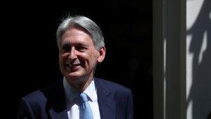 Former UK Finance Minister Hammond Joins Crypto Firm Copper.co As Adviser