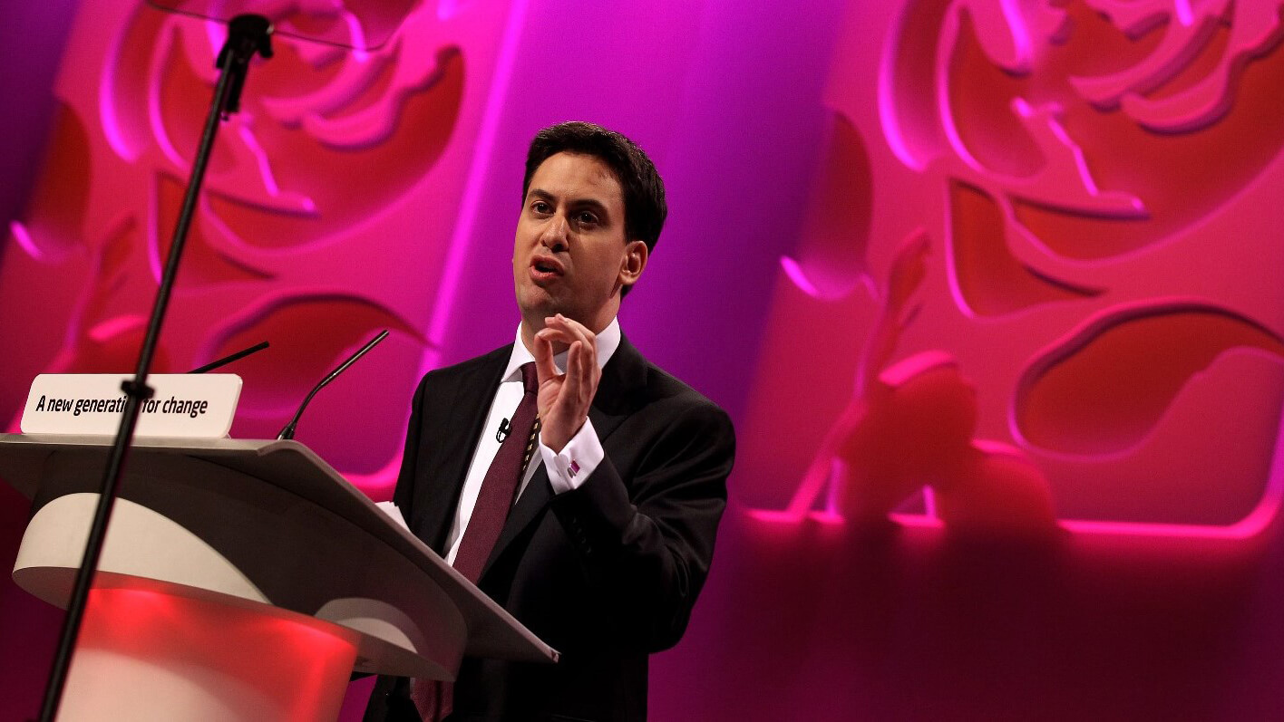 Miliband: EU exit 'clear and present danger' to firms