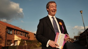 Would You Hire Nigel Farage?