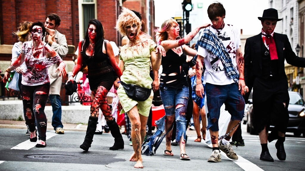 How Poor Diet Is Creating Workplace Zombies