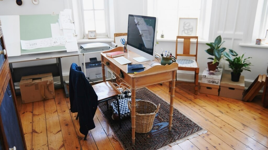 Minutehack & Techie Tips For Setting Up Your Home Office - Minutehack