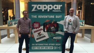Zappar: Our Piece Of The $100 Billion Augmented Reality Pie