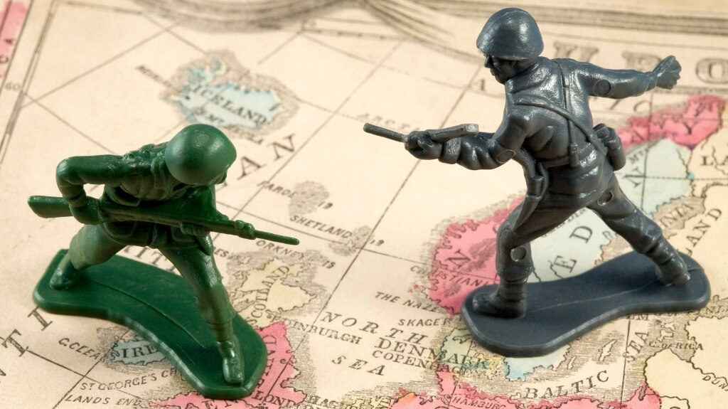 Why War Metaphors No Longer Cut It In Business Strategy