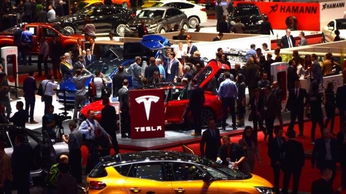 Tesla show