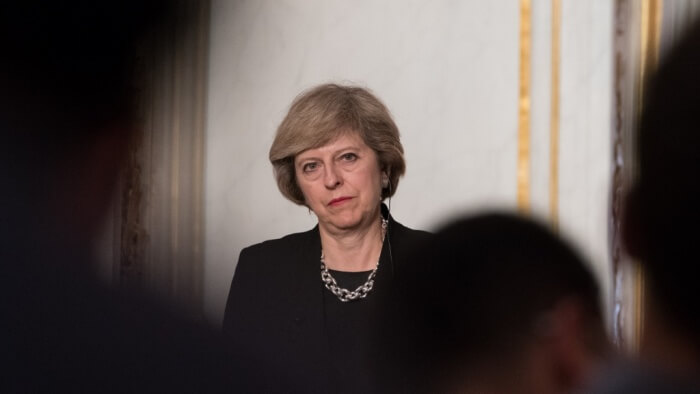100 Days Of Theresa May The 'Micro-Manager'