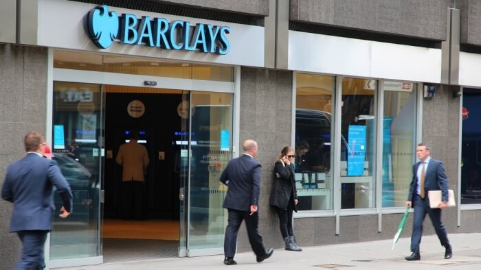 London - Barclays Bank