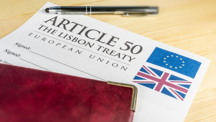 Article 50 And 24 Months Of Brexit
