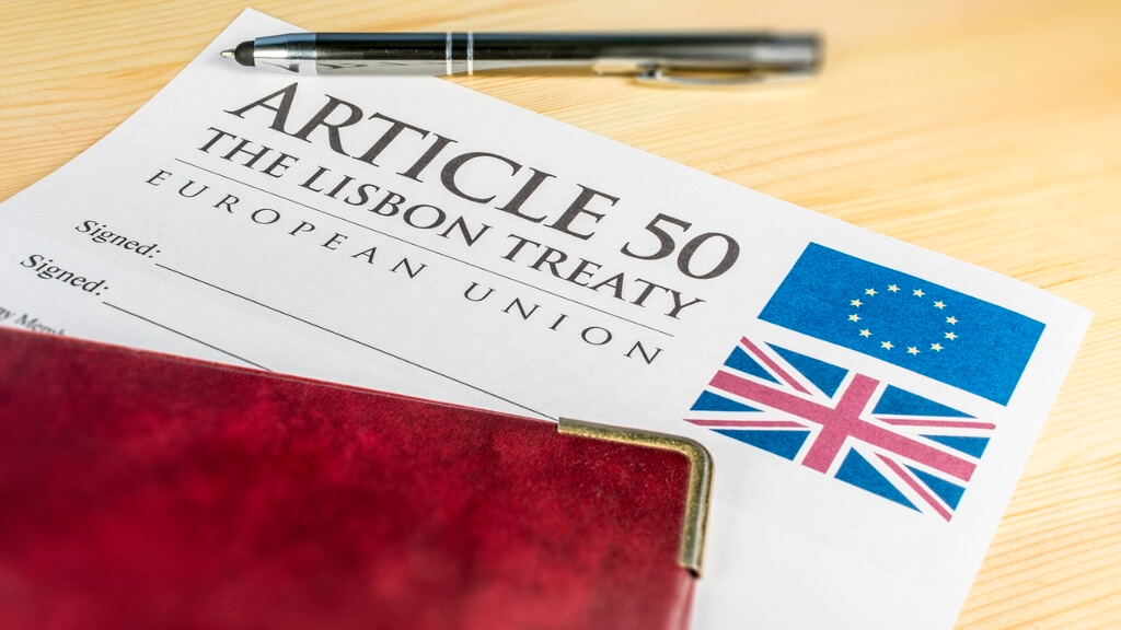 Article 50 And 24 Months Of Brexit - Minutehack