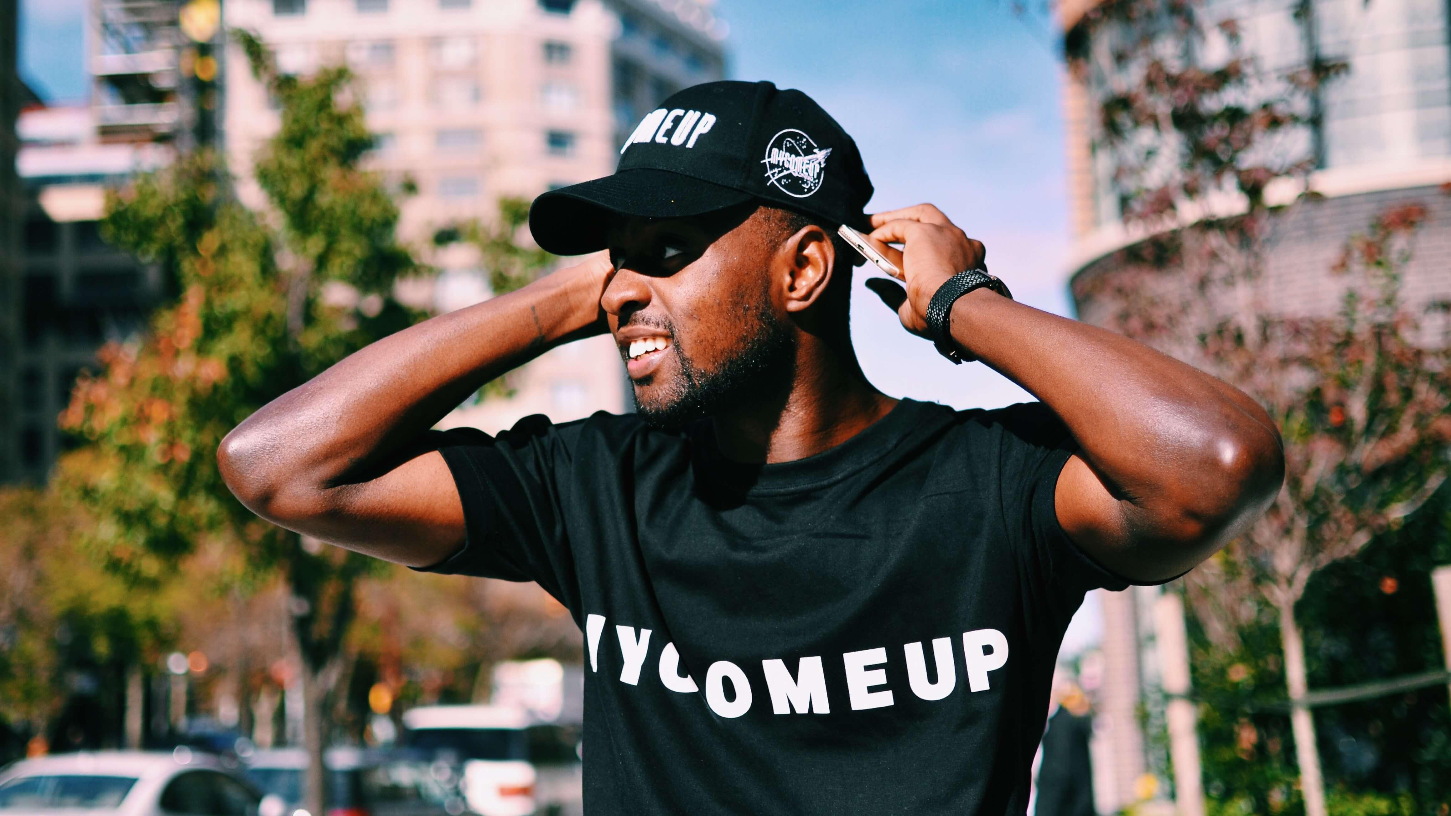 Community Service: Leonard Sekyonda's MyComeUp World