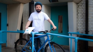 Pedals: A London Courier That's Wheelie Good To Riders