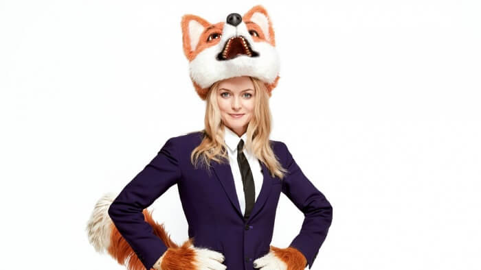 Heather Graham Foxy Bingo