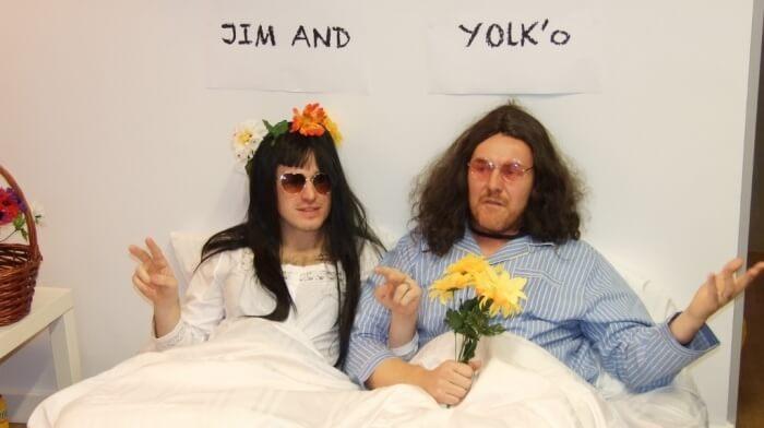 Jim Lewcock bed in