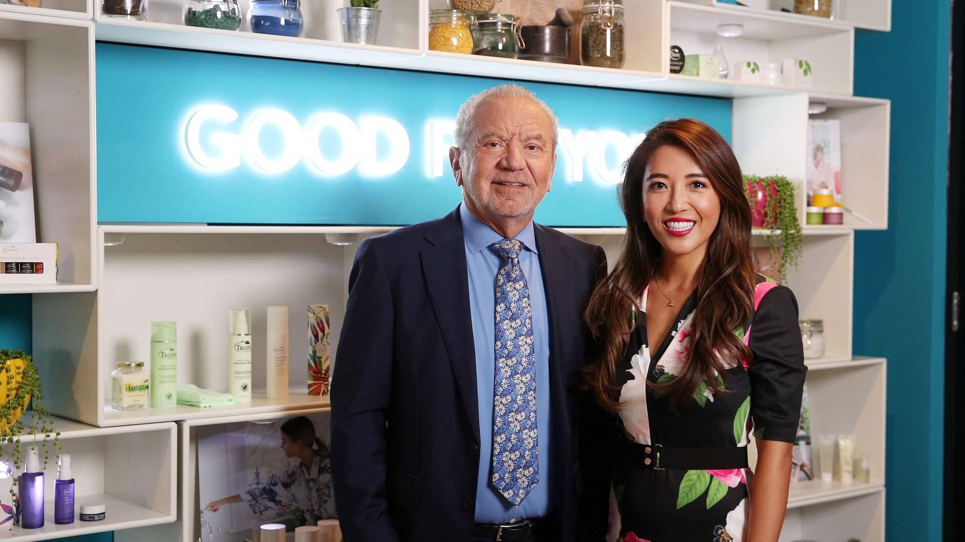 Lord Sugar Plots US Expansion For Vegan Skincare Brand